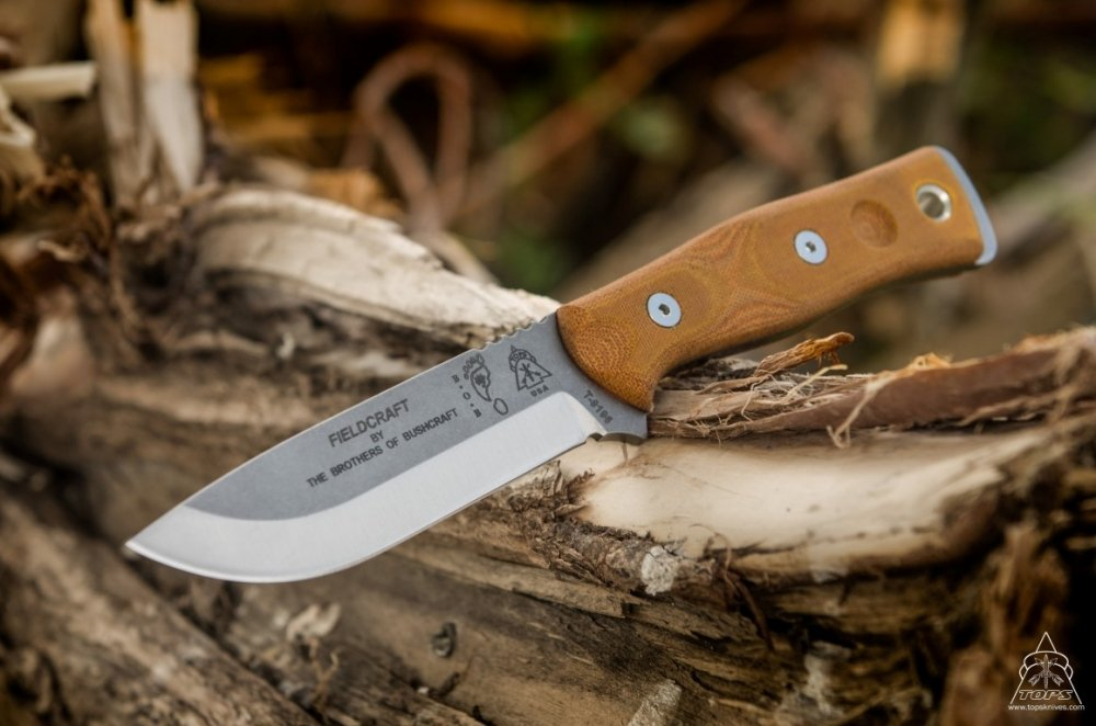 TOPS Knives Brothers of Bushcraft