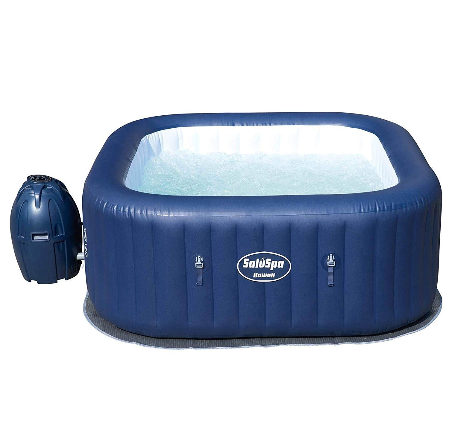 Bestway Hawaii Air Jet Hot Tub | 6 Person Inflatable Hot Tub