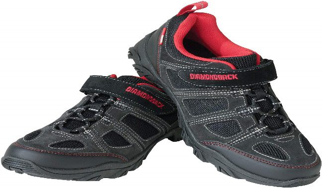 Diamondback Clipless MTB Shoes   Women's Indoor Cycling Shoes