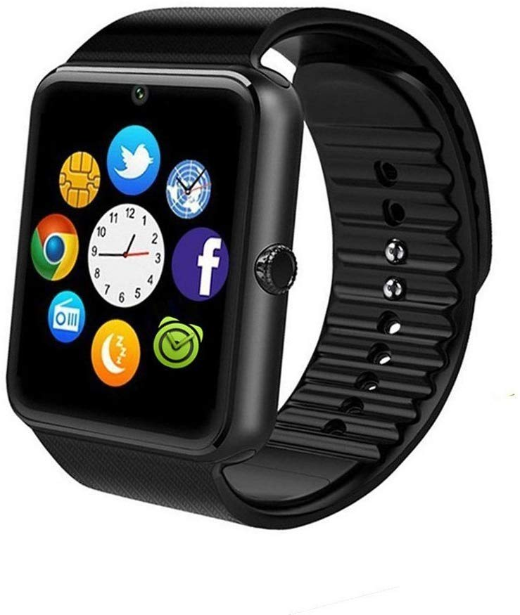 Beaulyn Bluetooth GT08 Smart Watch