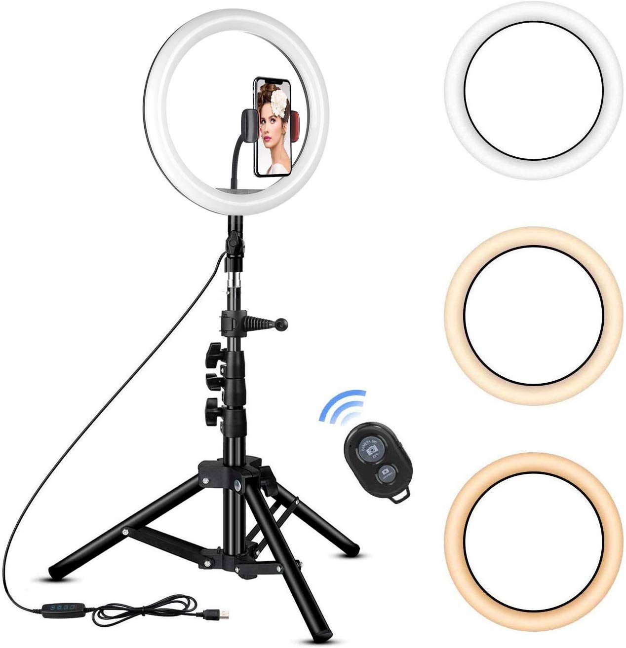 "Rovtop 10"" Ring Light"