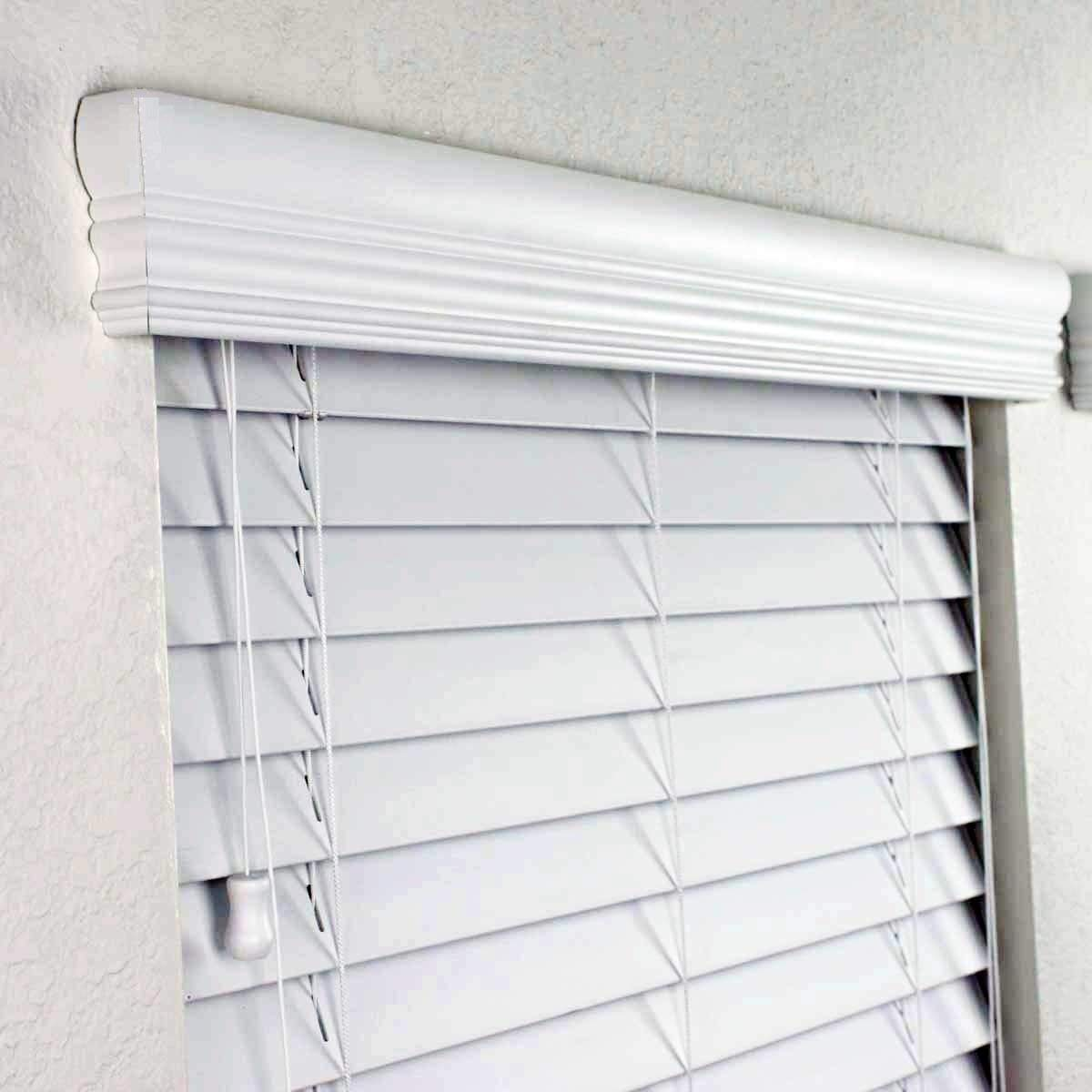 Faux Wood Blinds | Wooden Vertical Blinds