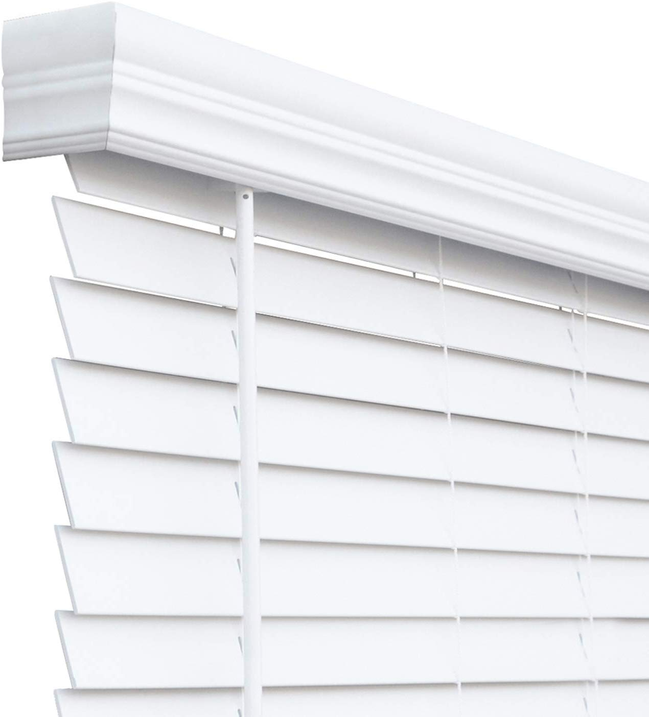 CHICOLOGY Cordless Wood Blinds
