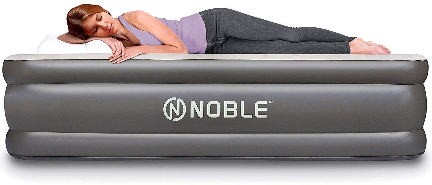 Noble Double HIGH Raised Air Mattress