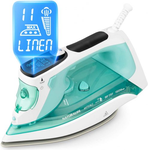 NATURE LIFE Steam Iron