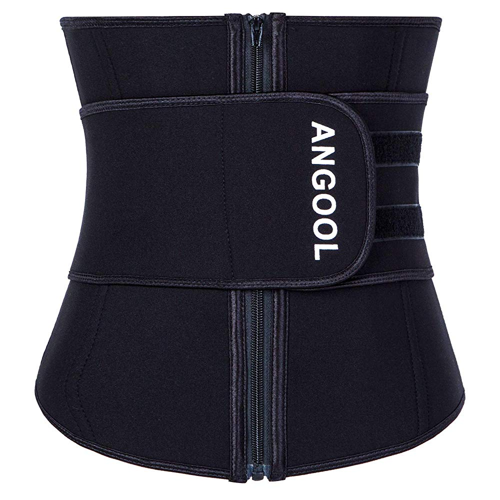 TWINS FLAME Women's Waist Trainer Sauna Belt