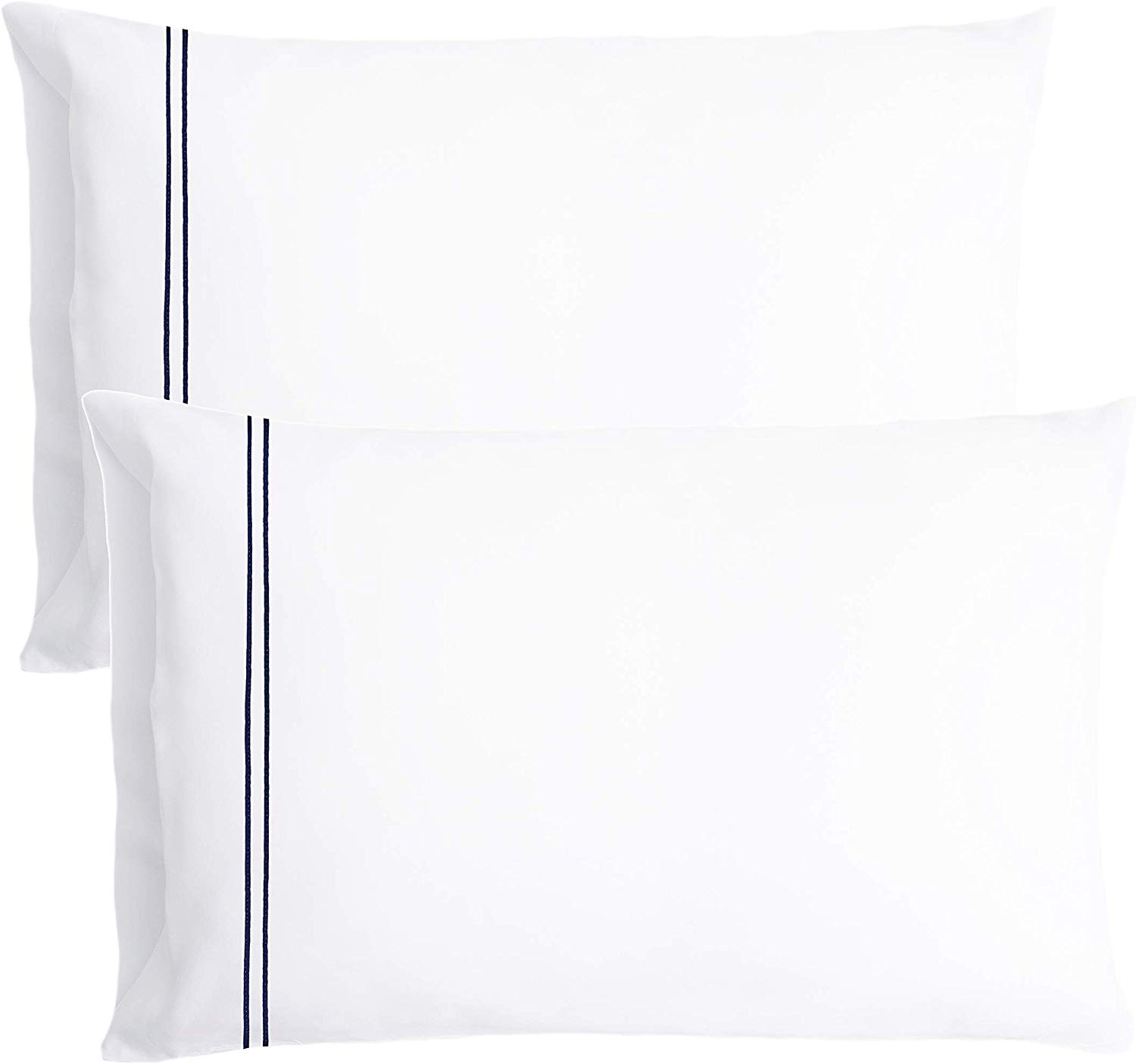 Late Mornings Luxury Hotel Collection  White Pillow Cases