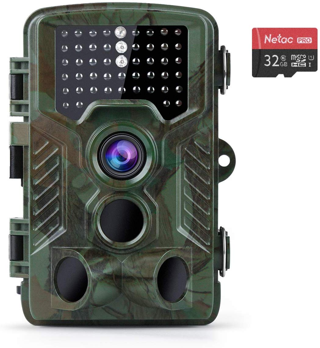 Coolife Trail Game Camera