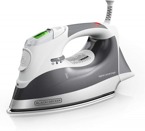 Black+Decker Steam Iron