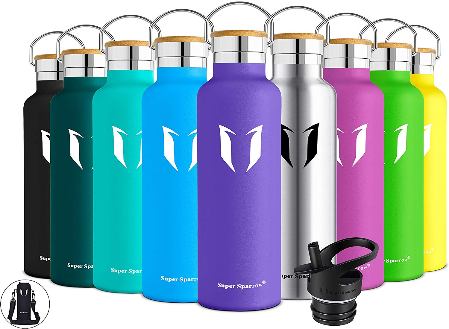 Super Sparrow Stainless Steel Vacuum Insulated  | Wholesale Water Bottles