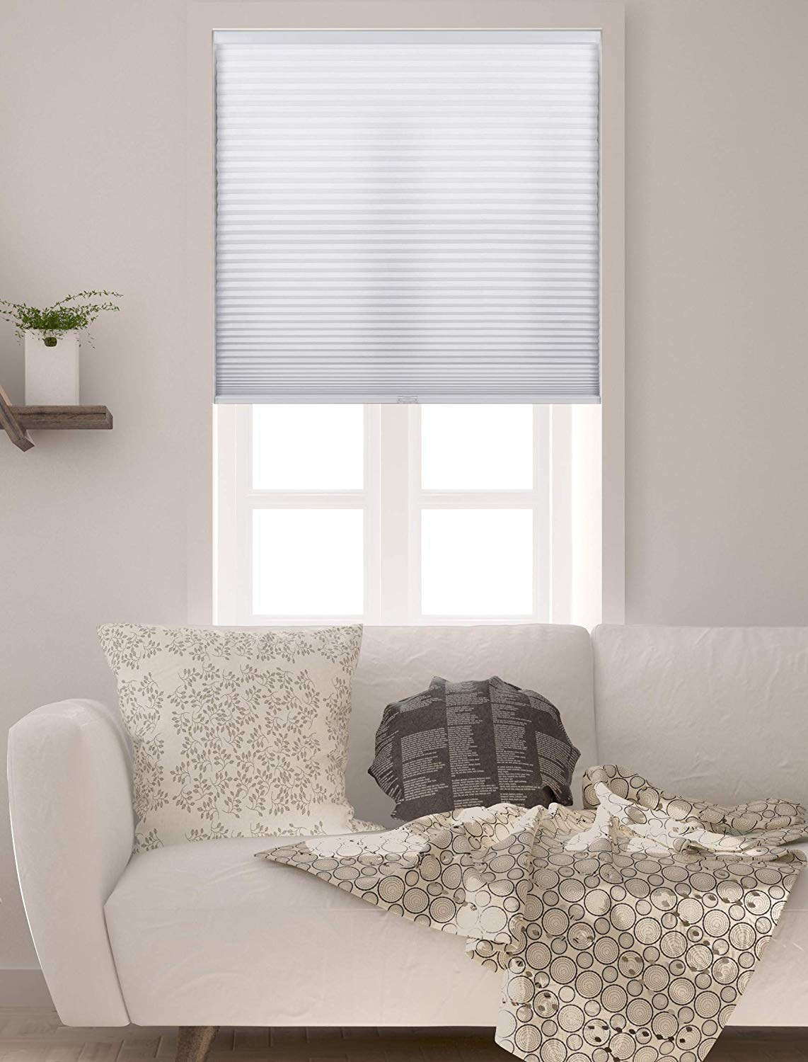 Arlo Blinds Single Cell Cellular Shades, Colour