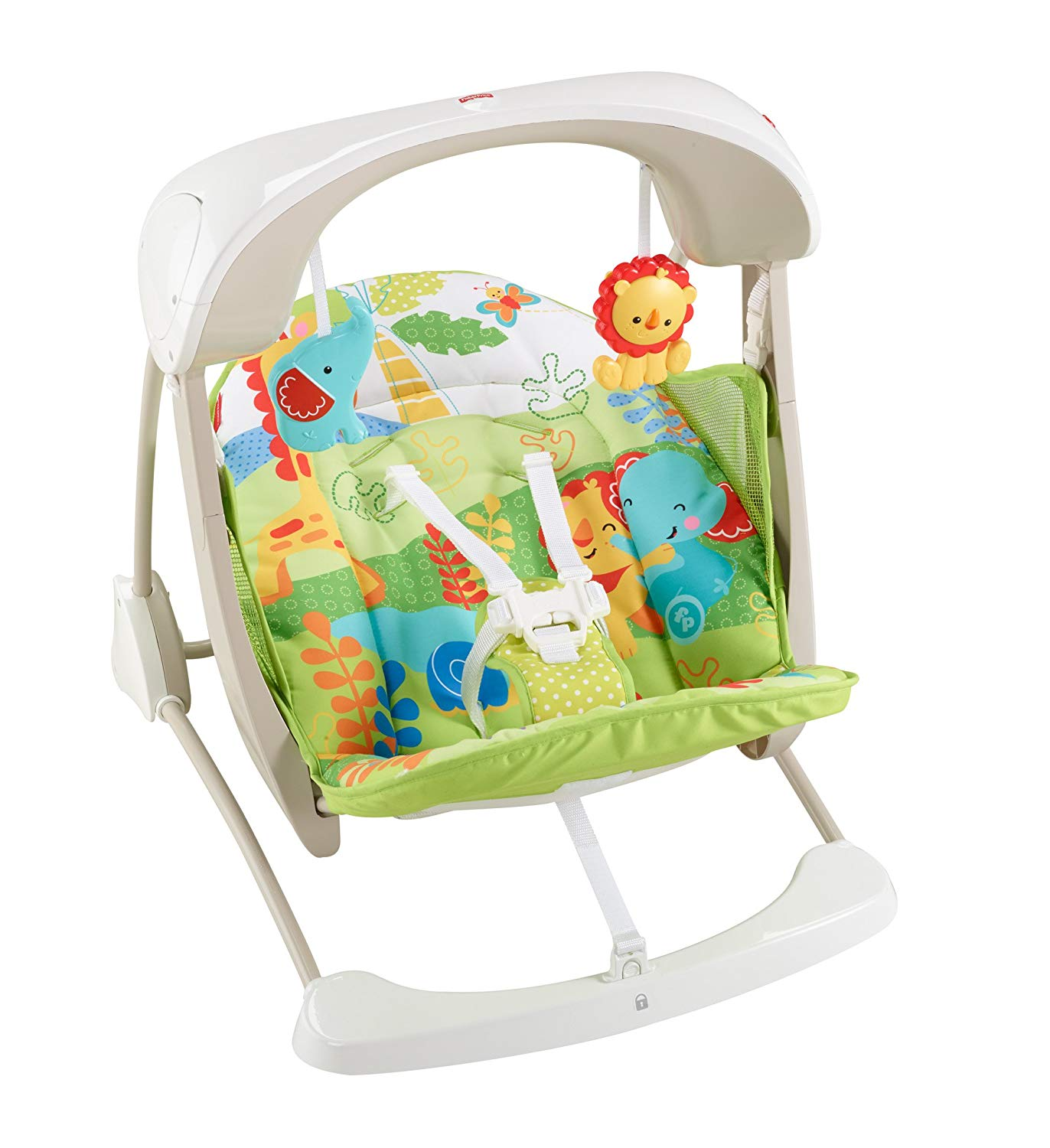 Fisher-Price Take-Along Swing and Seat   Baby Cradle Swing