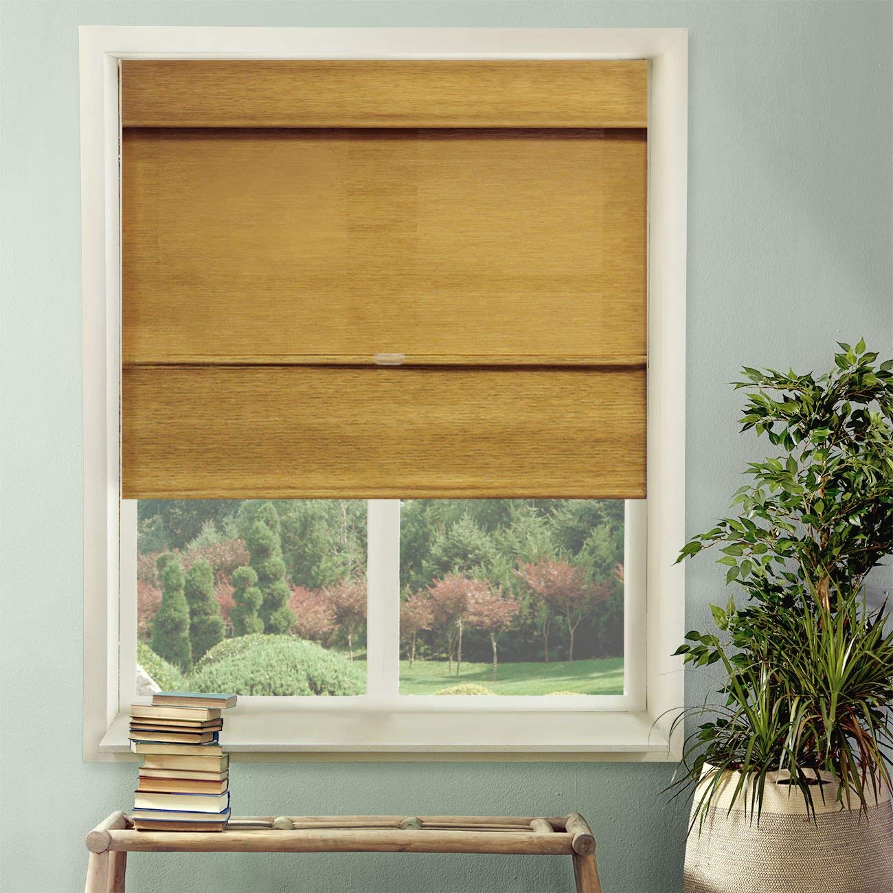 Chicology Magnetic Roman Shades