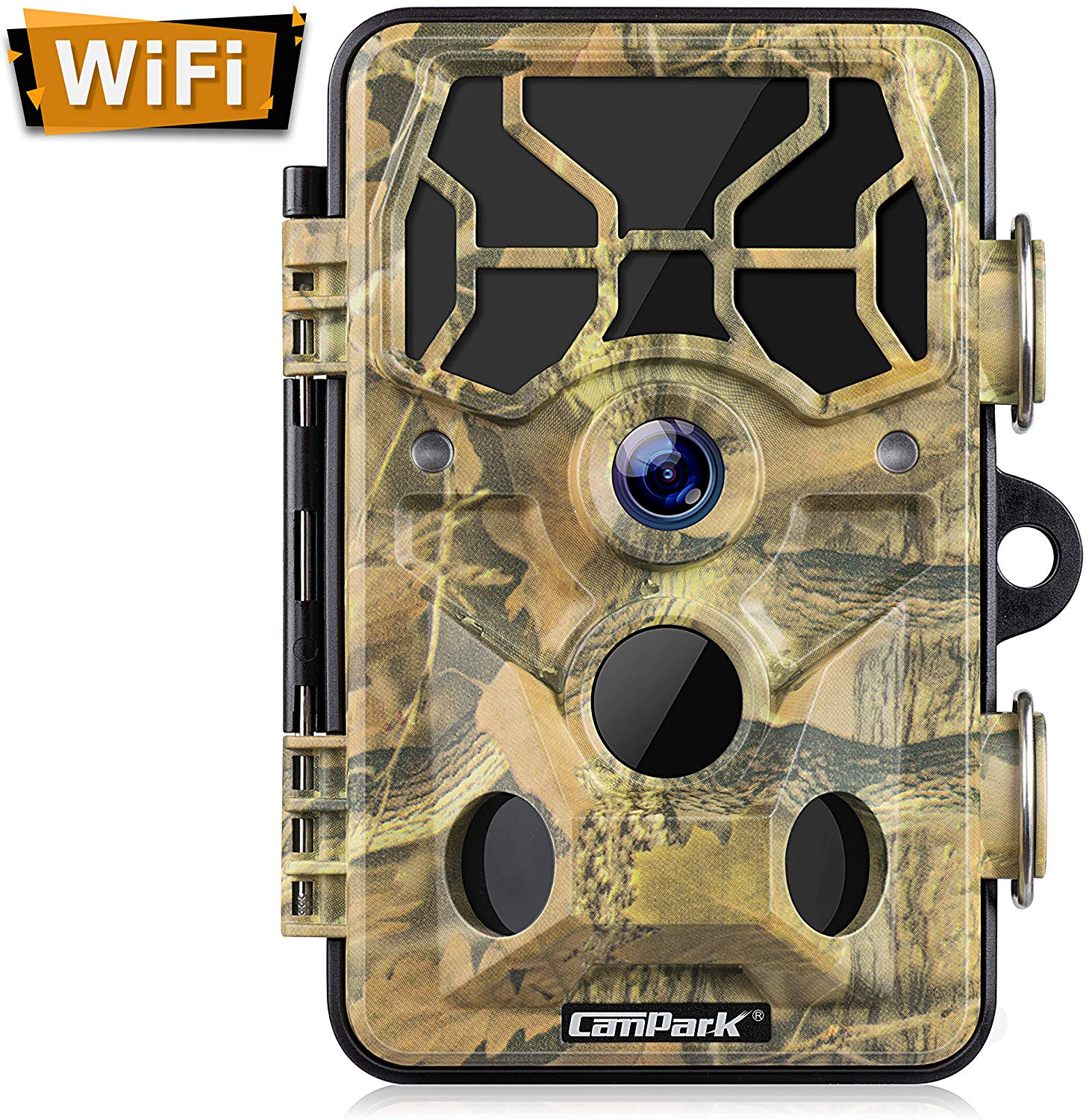 Campark Hunting Game Camera with Night Vision