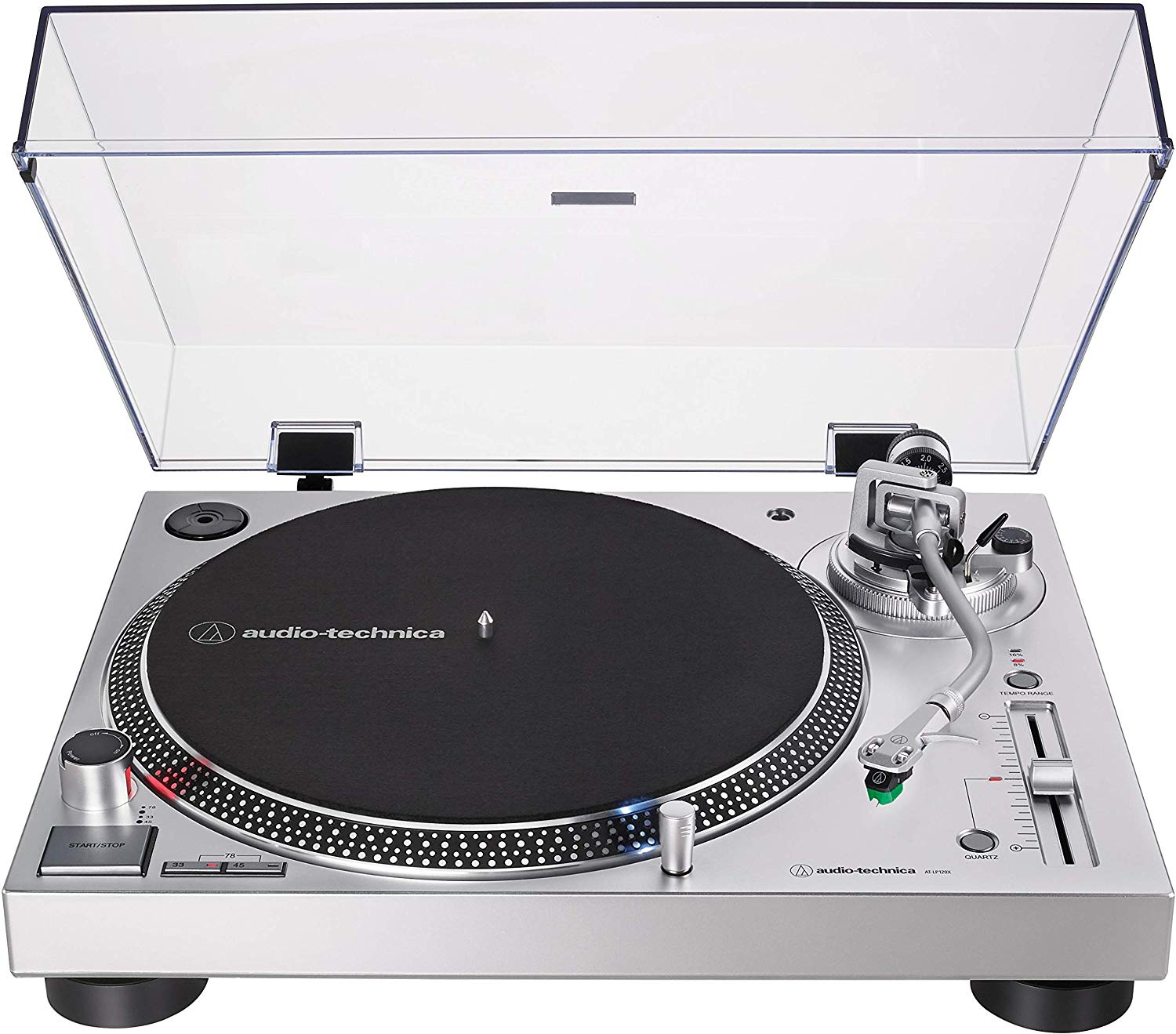 Audio- Technica AT-LP120XUSB Direct-Drive Turntable