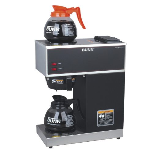 BUNN 33200.0015 VPR-2GD 12-Cup Pourover Commercial Coffee | office coffee machine
