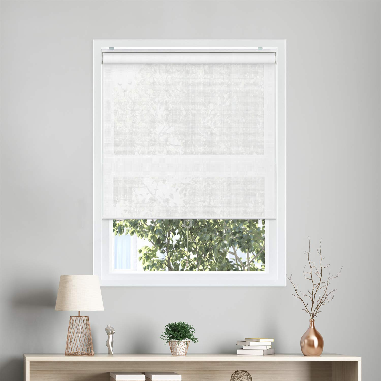 CHICOLOGY Cordless Roller Shades
