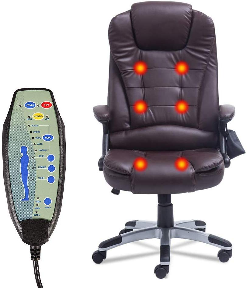 Heated Mage Office Chairs In 2020