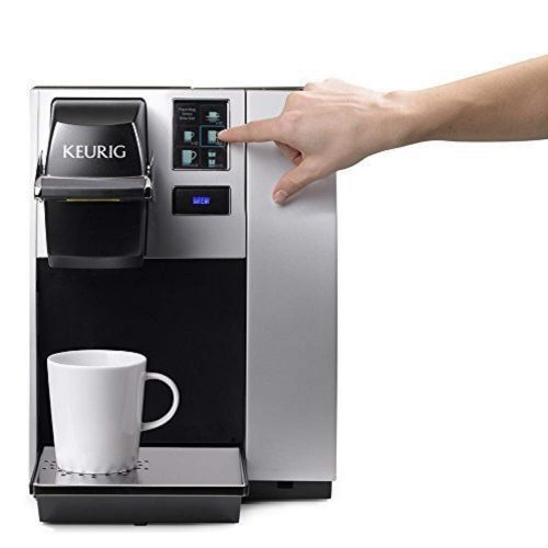 Keurig K150P Commercial Brewing System Pre-assembled  | office coffee machine