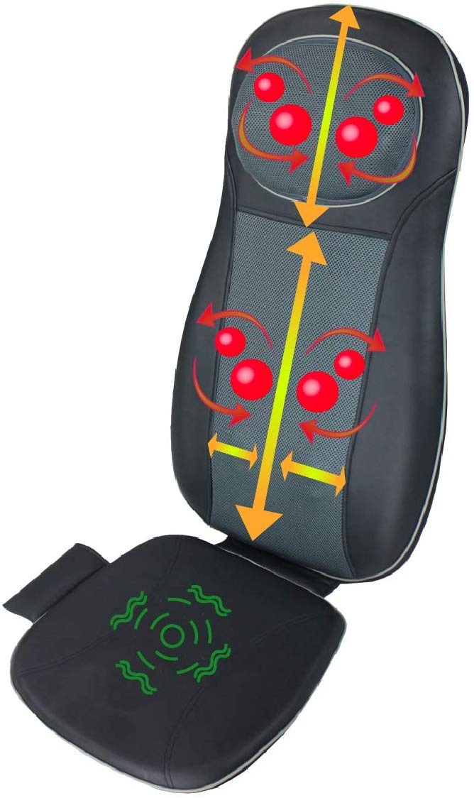 OBBOMED Massage Cushion heated massage office chairs