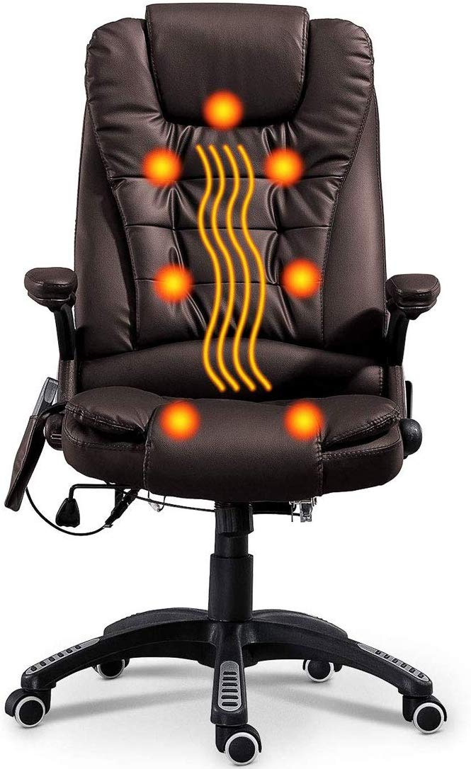 Top 10 Best Heated Massage Office Chairs In 2021 The Double Check