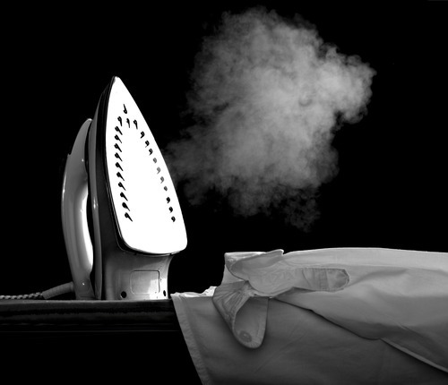 Features of a steam iron | Steam Iron