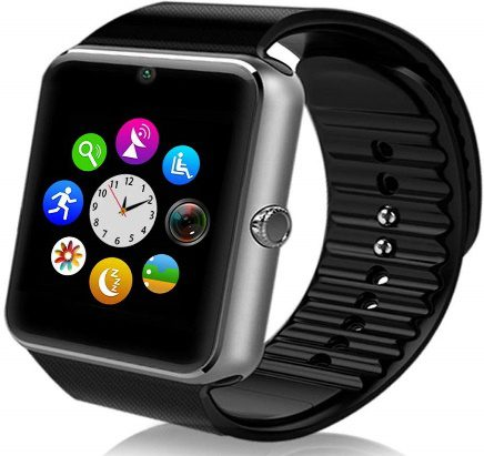 Smartwatch ZOMTOP GT08 Bluetooth Wristwatch