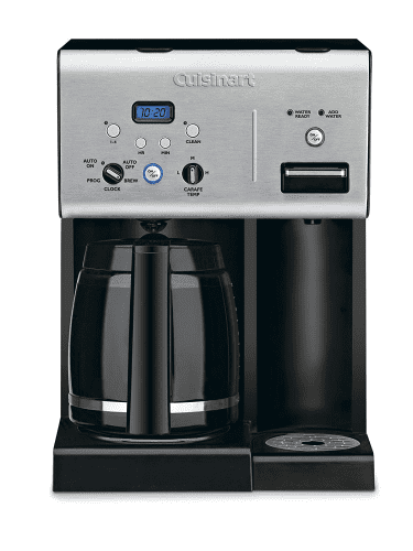Cuisinart CHW-12 12-Cup Programmable Coffeemaker Plus Hot Water System | office coffee machine