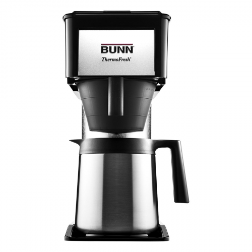 BUNN BT Velocity Brew 10-Cup Thermal Carafe | office coffee machine