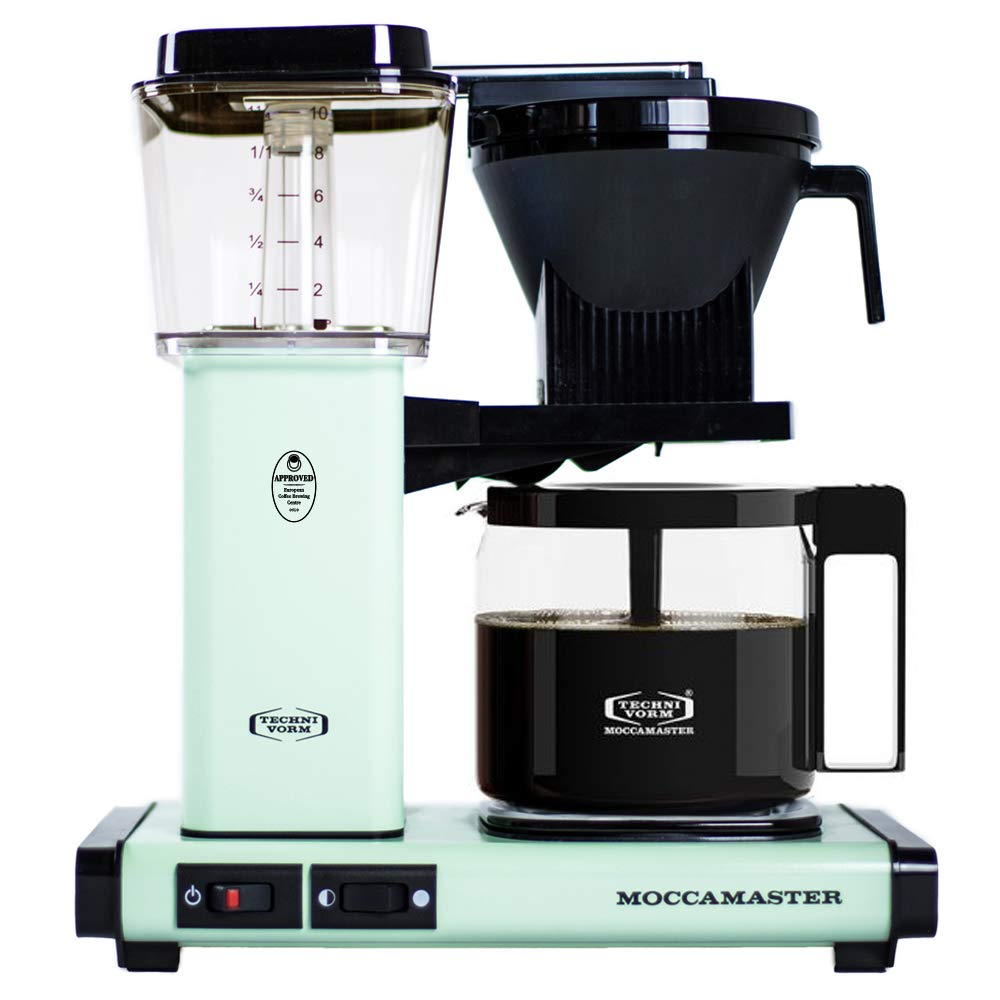 Technivorm Moccamaster 53951 KBG Coffee Brewer | Bean to Cup Coffee Machine