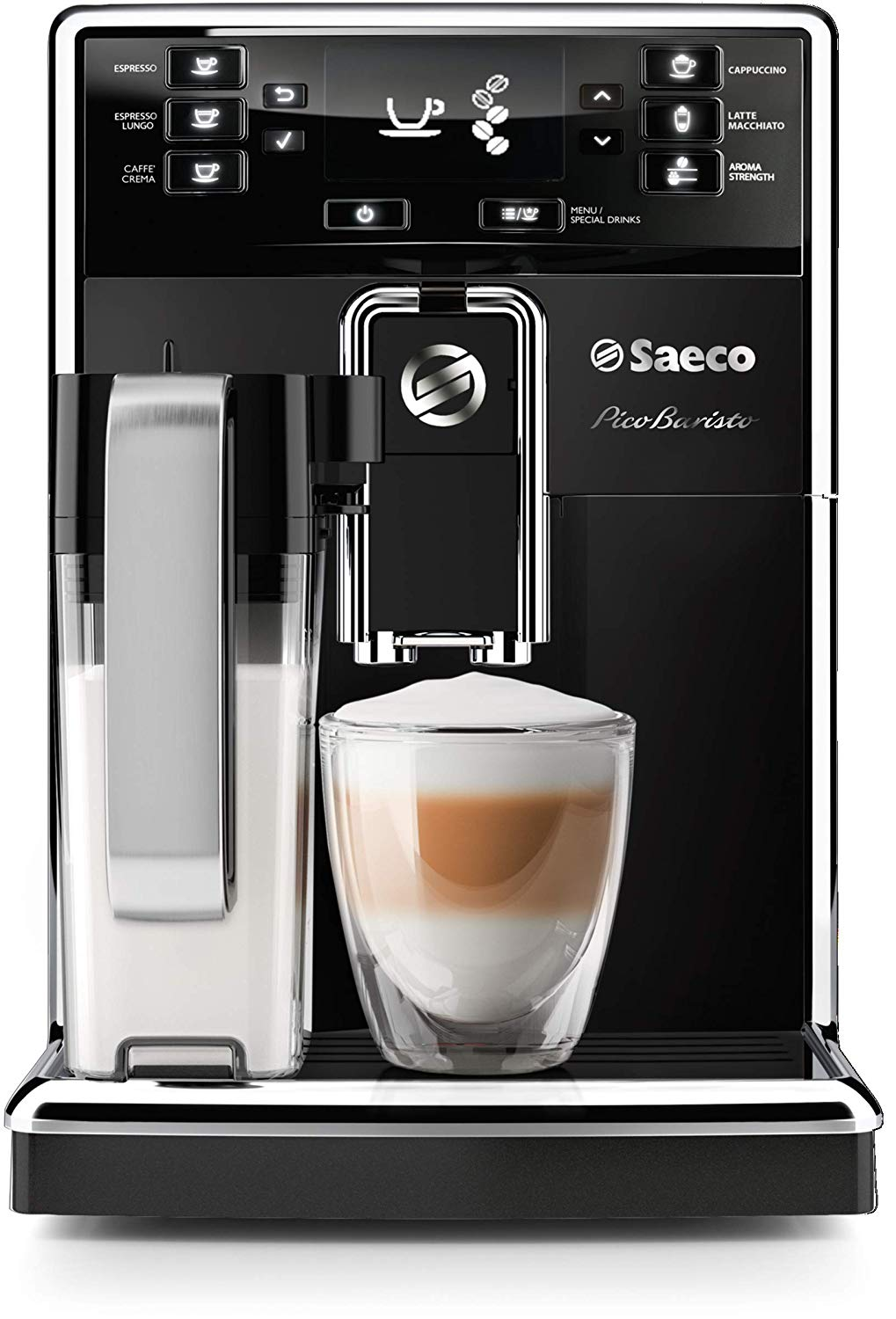 Saeco HD8927/37 Philips PicoBaristo | bean to cup coffee machine