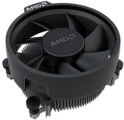 AMD Wraith Stealth Socket AM4 4-Pin Connector