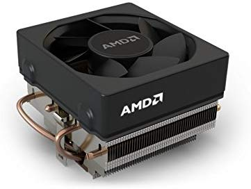 AMD WRAITH SILENT COOLER w/LED light Socket