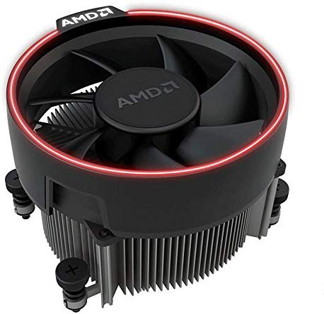 AMD Wraith Spire Socket AM4 4-Pin Connector CPU Cooler