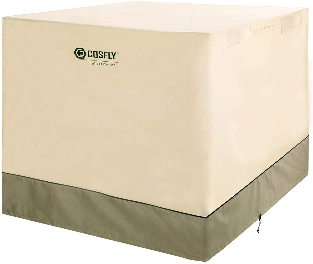 COSFLY Air Conditioner Cover for Outside Units-Durable