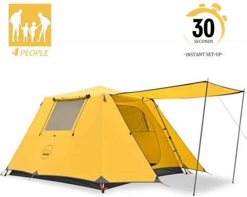 KAZOO Family Camping Tent Large Waterproof