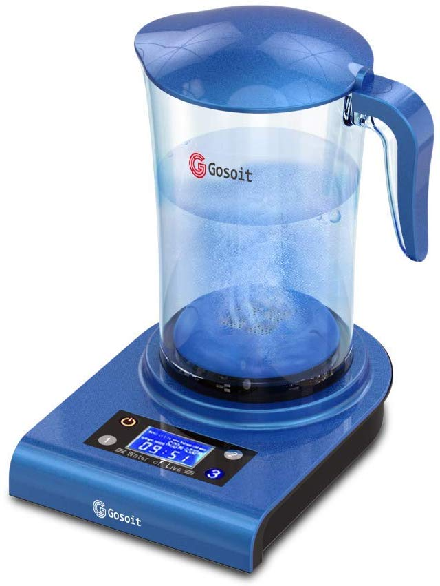 1. GOSOIT Hydrogen Alkaline Water Pitcher Maker Machine