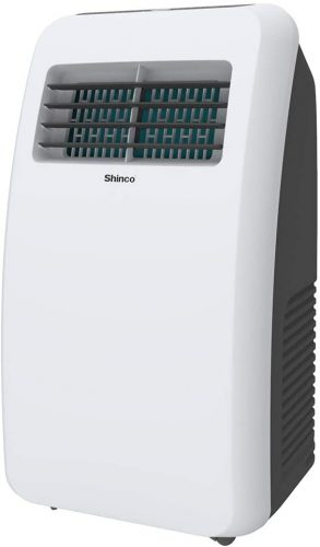 SHINCO SPF2 8,000 BTU Portable Air Conditioners