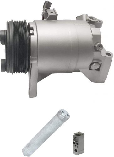 RYC Remanufactured AC Compressor Kit KT DH73