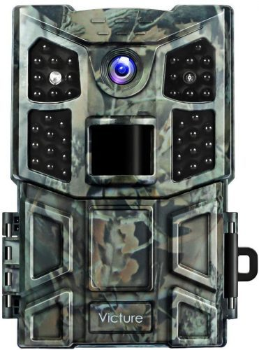 Victure Trail Camera 20MP with Night Vision Motion Activated 1080P