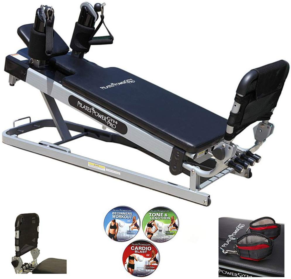 8. Pilates Power Gym Pro 3 | Home Pilates Machines