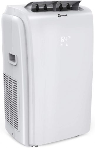 Vremi 14,000 BTU Portable Air Conditioner with Heat Function