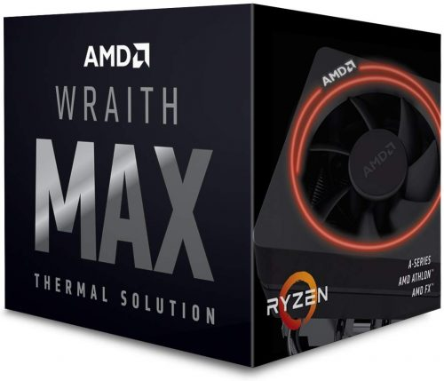 AMD Wraith MAX Cooler with RGB LED