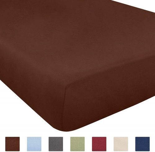 Extra Deep Pocket Fitted Sheet