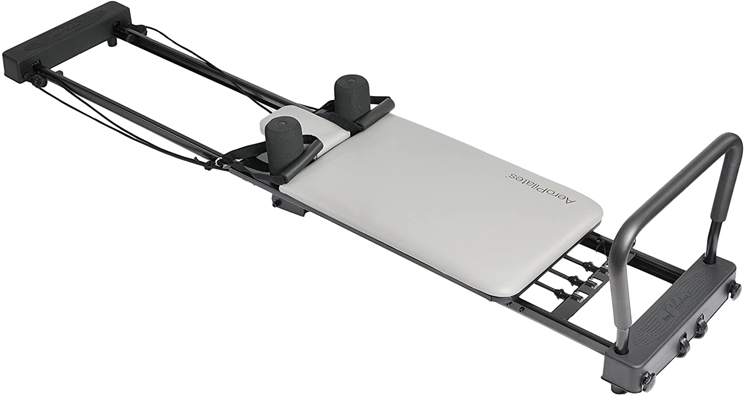 1. AeroPilates 287 Reformer Machine | Home Pilates Machines