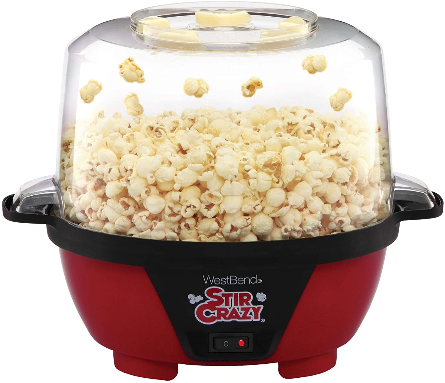 9. West Bend Electric Hot Oil Popper | Home Popcorn Machines