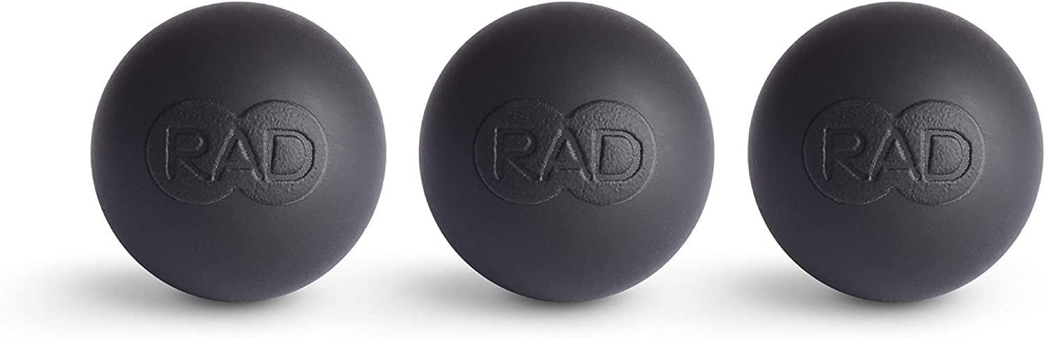 RAD Micro Rounds I Set of 3 High-Density Massage Balls