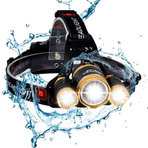 Benran Cree 3 T6 | Rechargeable Headlight Lamps