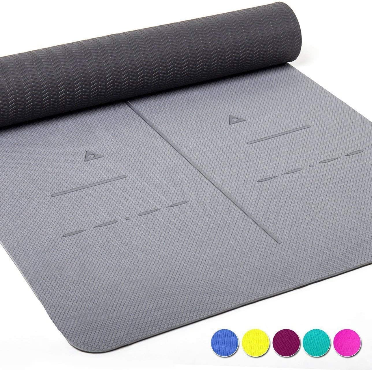 Top 10 Best Eco Friendly Yoga Mat In 2020 The Double Check