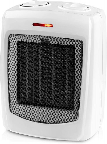 andily Space Heater Electric Heater with Thermostat